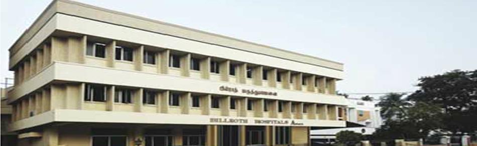 Billroth College of Nursing, Maduravoyal Image
