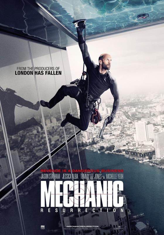 Mechanic: Resurrection (16+)