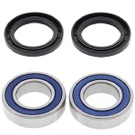 Front Wheel Bearings and Seals Kit Kawasaki Ninja ZX600 ZZR600 2005 2006 2007 2008
