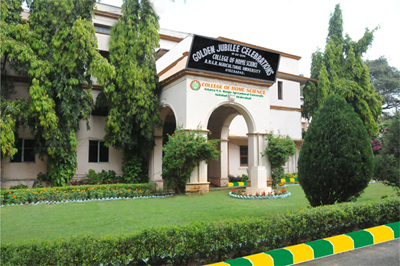 College of Home Science, Hyderabad