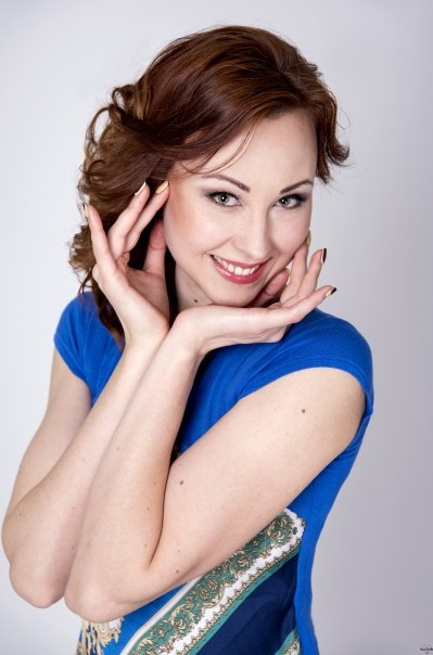 Profile photo Ukrainian lady Alina