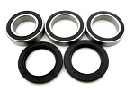 Rear Axle Bearings and Seals Kit Kawasaki KFX450R 2008-2012