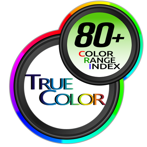 true-color-cri-90-badge
