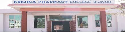 Krishna Pharmacy College, Bijnor