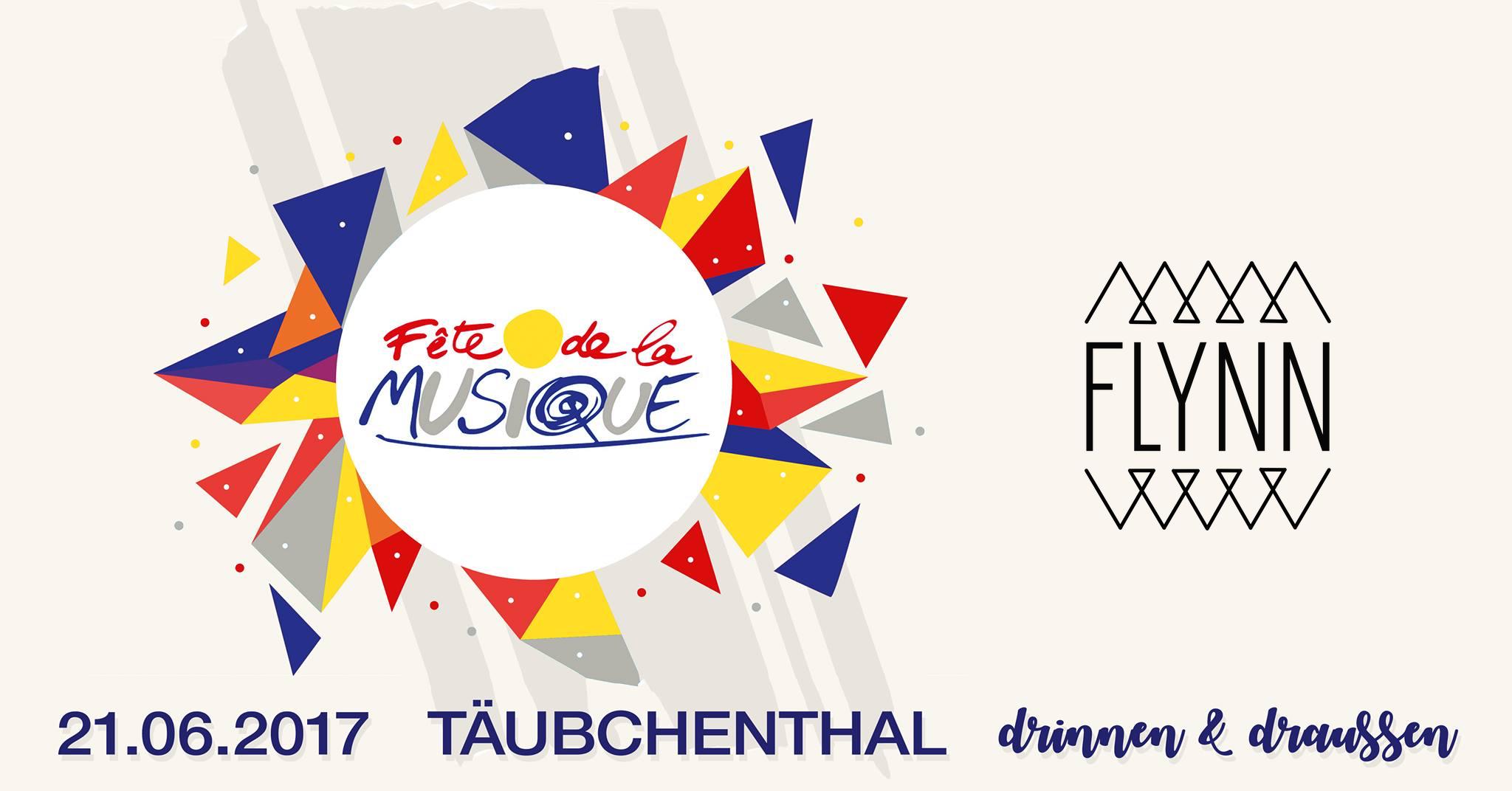 21.06.2017 - Fête de la Musique 2017, Täubchenthal