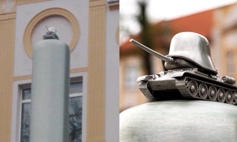 В Праге исполнили желания Дмитрия Киселева, установив памятник власовцам
