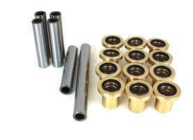 Bronze Upgrade! Rear Independent Suspension Bushings Kit Polaris Ranger Crew 900 2014 2015