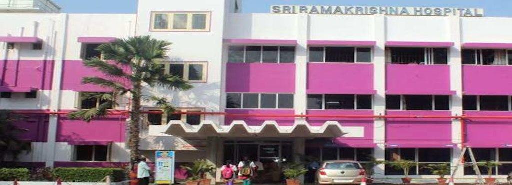 Sri Ramakrishna Hospital Image