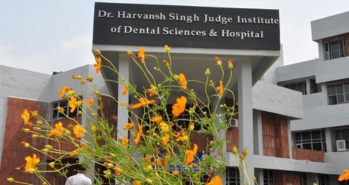 Dr. Harvansh Singh Judge Institute Of Dental Sciences And Hospital, Panjab University, chandigarh