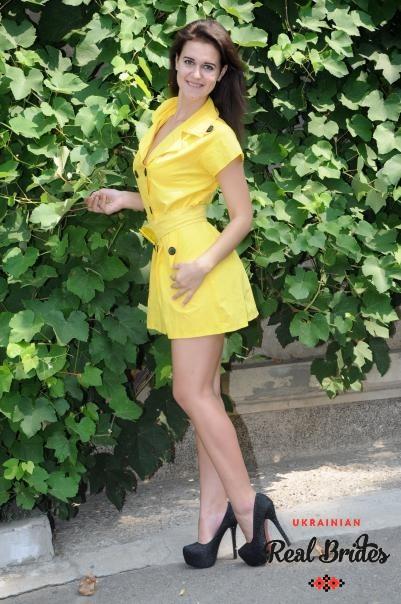 Photo gallery №5 Ukrainian bride Olga