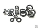 Combo-Pack! Chassis Bearings and Seals Kit Yamaha YFZ450 2003-2005