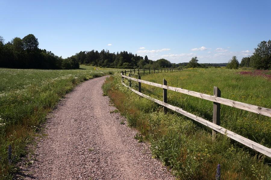 Велопоход по Швеции