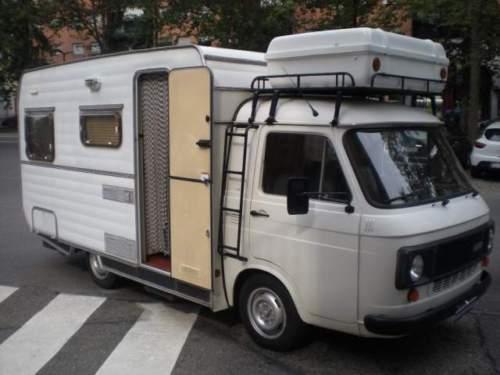 1979 Fiat 238 Camper
