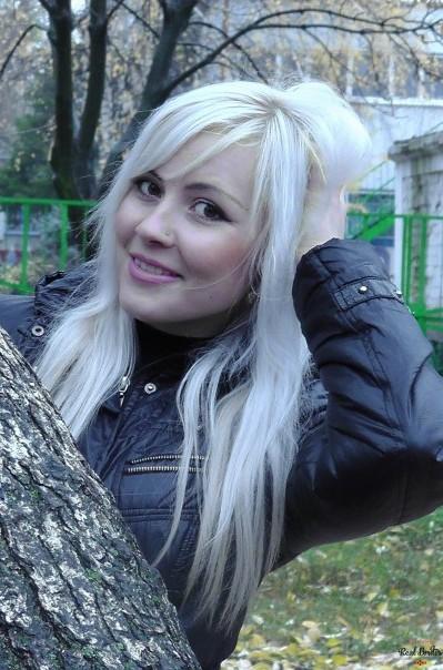 Profile photo Ukrainian bride Viktoria