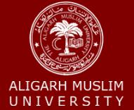 AMU (Aligarh Muslim University), Aligarh