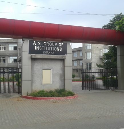 A.S.Group of institution, Khanna