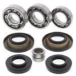 Rear Differential Bearing Seal Kit Honda TRX420FPA Rancher 4x4 AT EPS 2009 2010