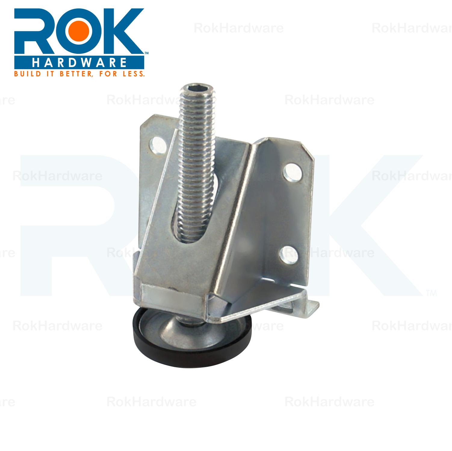 Rok Hardware 2000 Lb Capacity Heavy Duty Adjustable