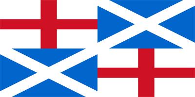 Bandera de la Commonwealth (1654)