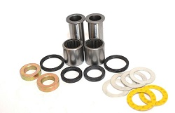 Complete Swingarm Bearings and Seals Kit Kawasaki KX125 2003 2004 2005