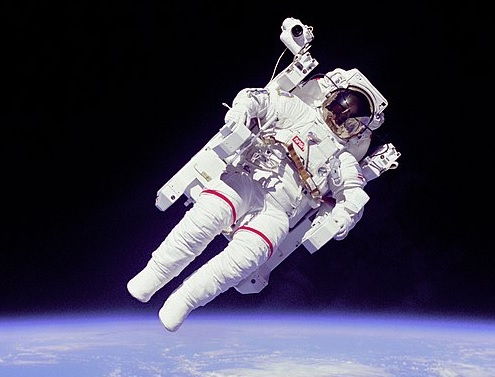 Raumfahrer (Wikipedia)