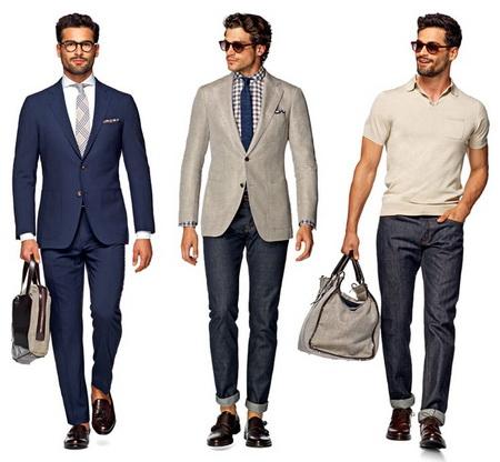 Мужчины дресс-код