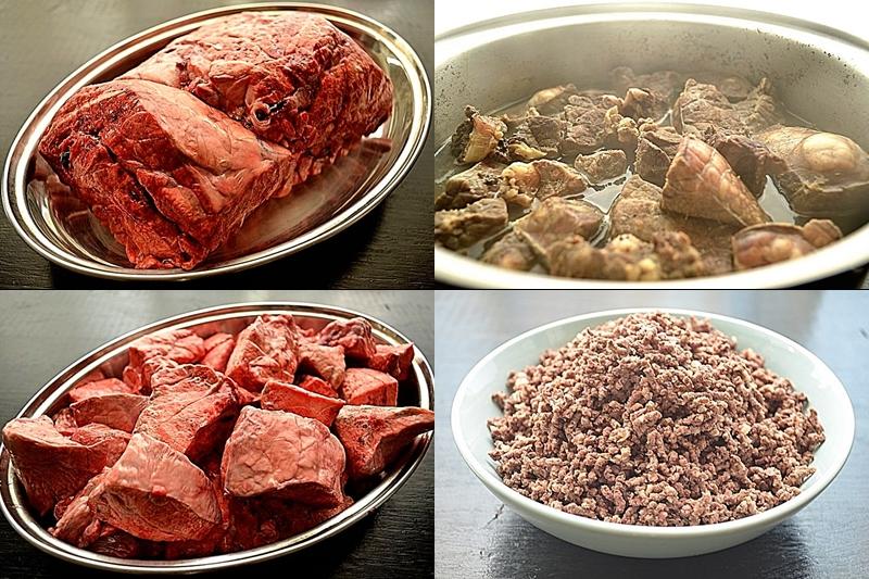 легкое говяжье рецепты с фото есть районы