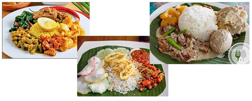 Guide to Indonesia - Food
