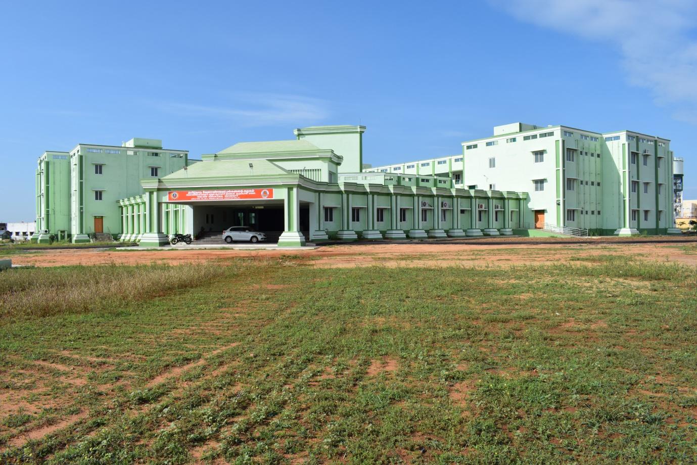 Agricultural College and Research Institute Kudumiyanmalai, Pudukkottai