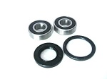 Front Wheel Bearings and Seals Kit Honda VT1100C VT1100C2 1998-2007