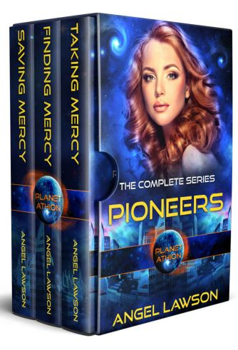 Pioneers Box Set by Angel Lawson