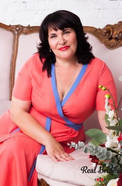Profile photo Ukrainian women Lyudmila