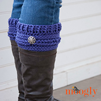 Ups and Downs Boot Cuffs thumbnail