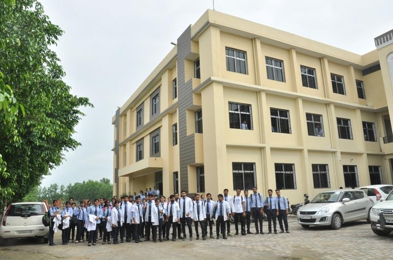 Quadra Institute of Nursing, Roorkee