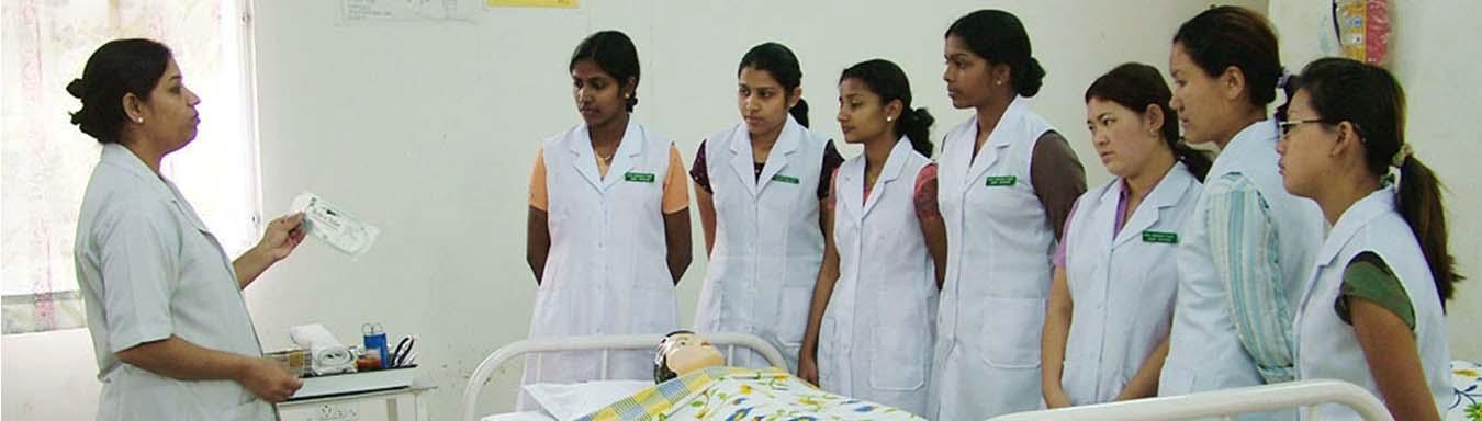 Vinayaka College of Nursing Image