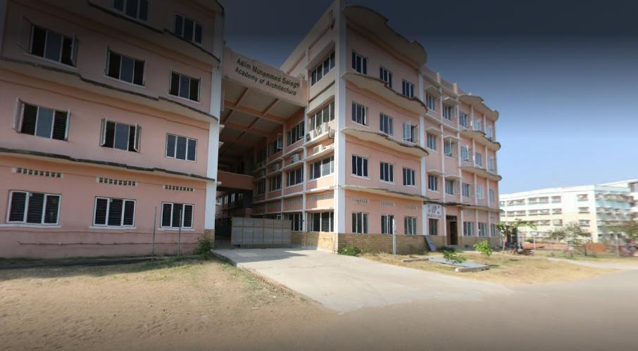 Aalim Muhammad Salegh Academy of Architecture, Chennai