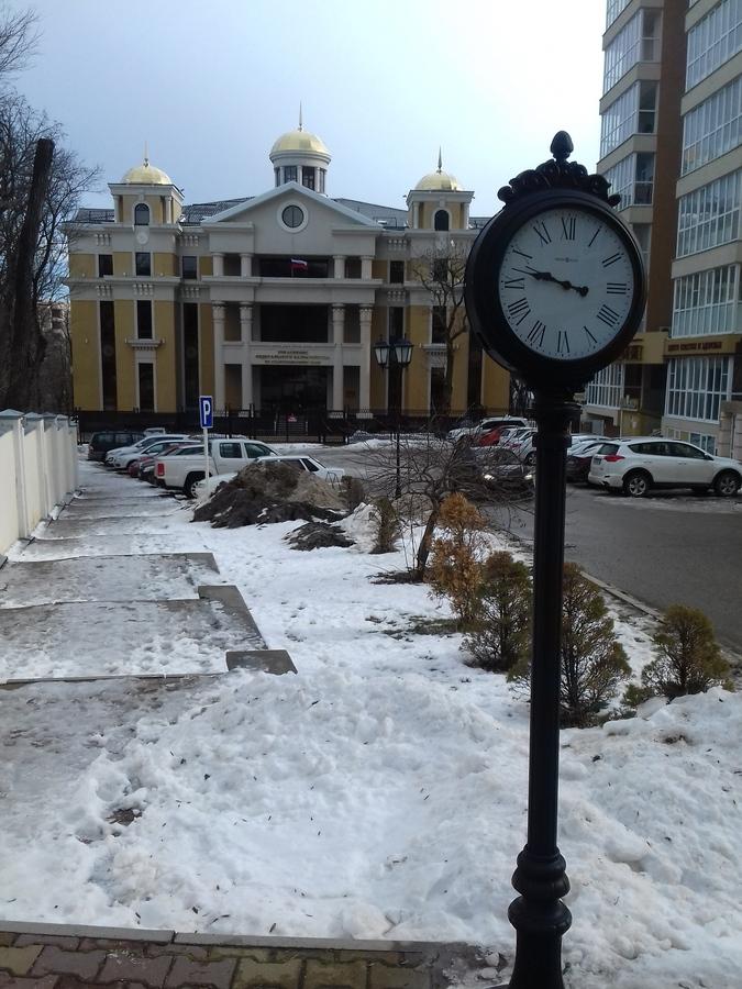 Александровский парк. Ставрополь.