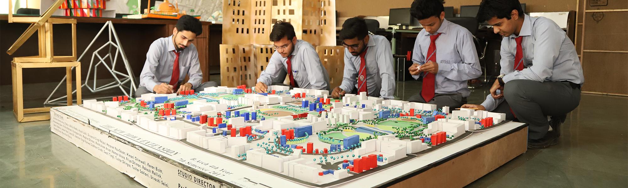 Architecture and Planning GEHU (Graphic Hill univesity) Dehradun