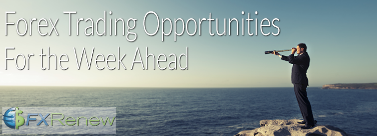 Forex Trading Opportunities for the Week Ahead 16 November 2015