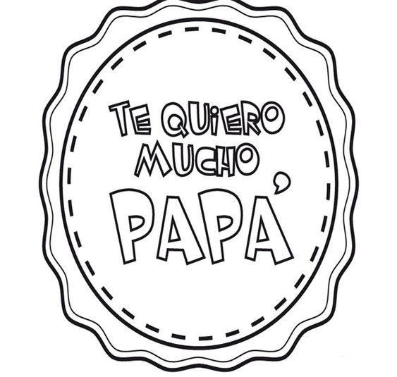 Medalla Papá