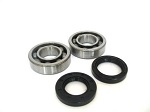 Main Crank Shaft Bearings and Seals Kit Yamaha IT200 1984-1986