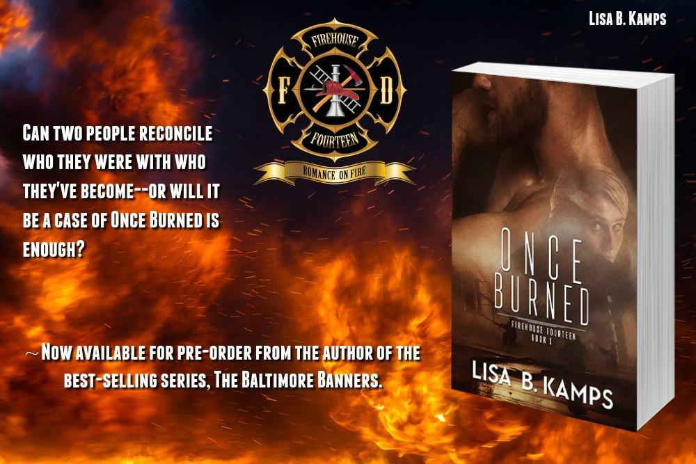 Once Burned by Lisa B Kamps teaser 1