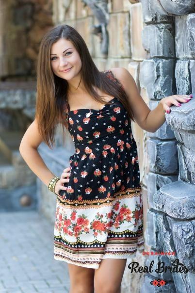 Photo gallery №1 Ukrainian bride Juliana