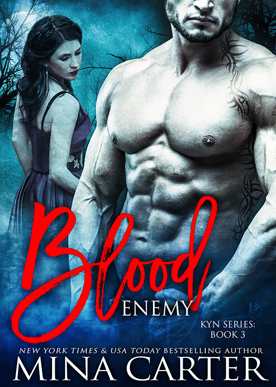 Blood Enemy by Mina Carter