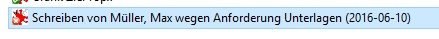 Mit einem längeren Dateinamen kann die Unterscheidung leichter fallen.