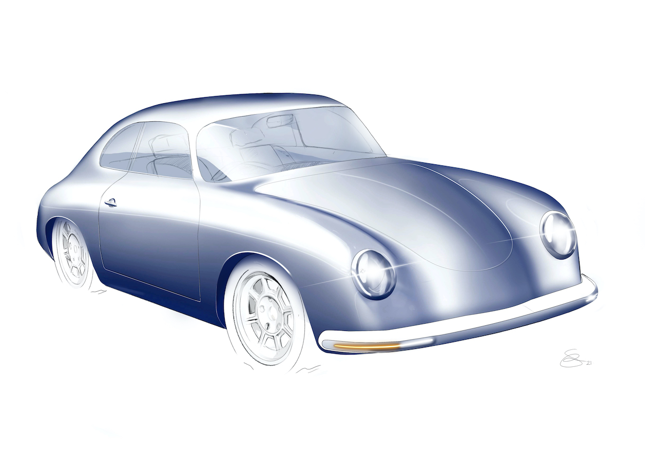 Watt Electric Vehicle Company unveils classic inspired Coupe