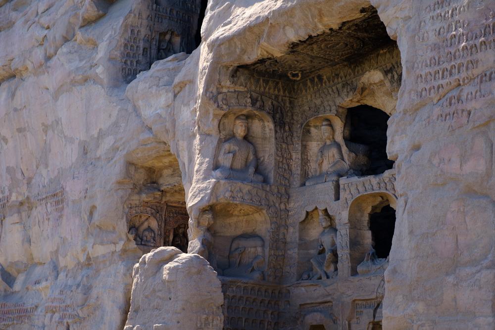 massaal veel boeddhas