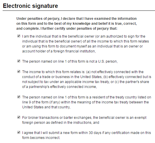 electronic signature amazon kdp
