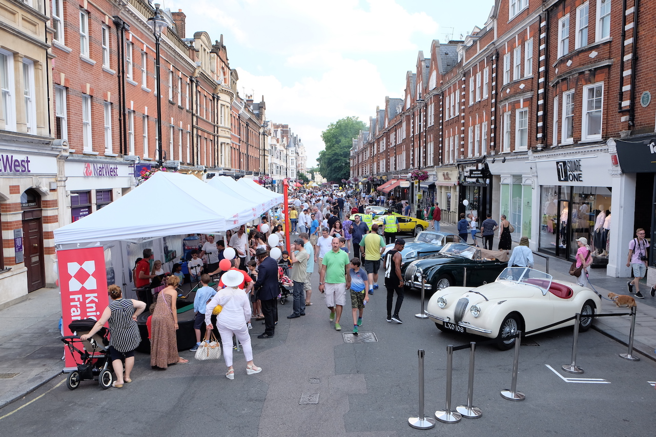 St John's Wood Classic and Super Car Pageant Returns For Its Sixth Year