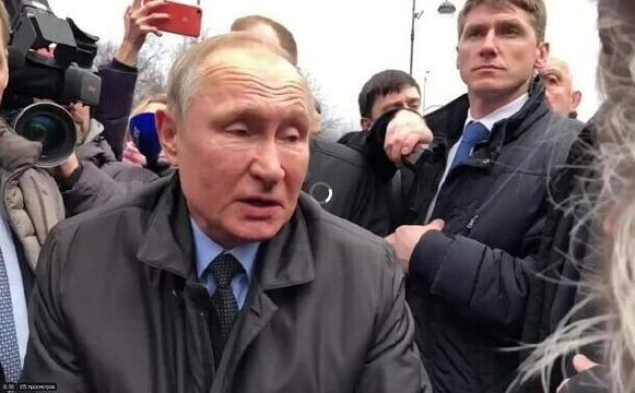 Почему Путин плохо выглядит на последних фото?